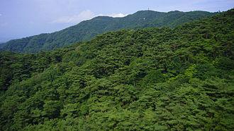Mount Rokkō - Image: Mt rokko 01s 2816