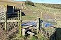 Mudbath at Cowbottom Hovel - geograph.org.uk - 1736208.jpg