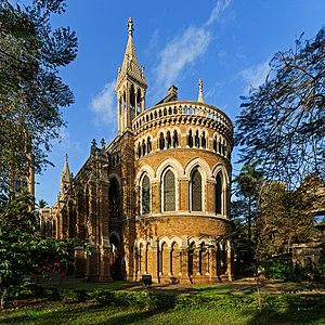 University of Mumbai - Historical building of the University in Mumbai