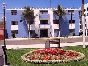 Víctor Larco Herrera District - Victor Larco Municipality