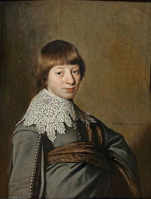 Johannes Cornelisz Verspronck - Image: Musée de Lille J. Verspronck Portrait..