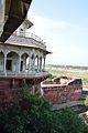 Musamman Burj - Southern View - Agra Fort - Agra 2014-05-14 4142.JPG