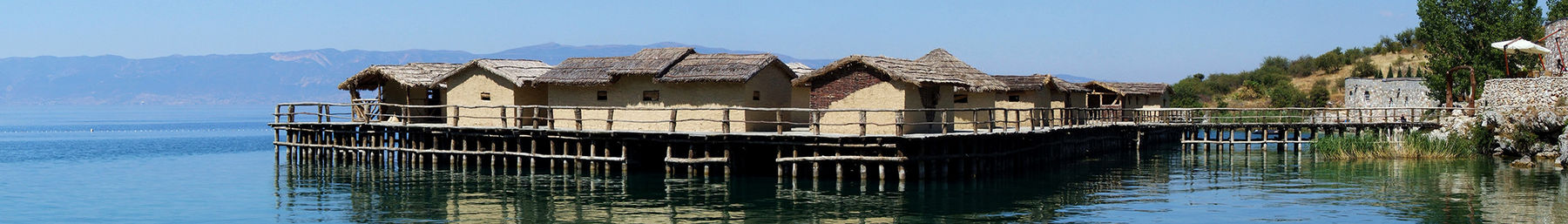 Museum on Water, Ohrid
