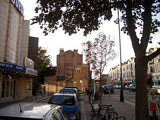 Muswell Hill - Image: Muswell hill odeon
