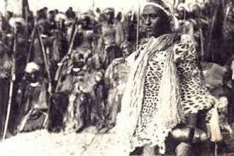 Mutara II Rwogera - Image: Mutara II of Rwanda
