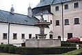 Nádvorie hradu Červený Kameň 2014 - panoramio.jpg