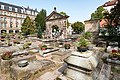 Nürnberg, Johannisstraße 53, 55, 57, Friedhof St. Johannis 20170821 026.jpg