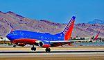 N413WN Southwest Airlines 2001 Boeing 737-7H4 - cn 29819 - 960 (29809247476).jpg