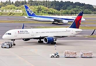 Boeing New Midsize Airplane - The New Midsize Airplane would replace the 757 and 767 in the middle of the market.
