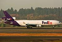 N601FE - MD11 - FedEx