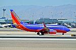 N797MX Southwest Airlines Boeing 737-7H4 (cn 27890-803) (7375787640).jpg