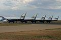 N870CY, N886CY, N896CP, N874CP & N888CY BAe Jetstream 31 Line Up (8391130311).jpg