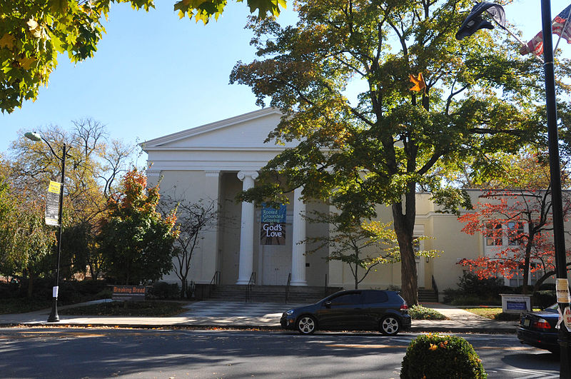 Princeton Presbyterian Church Nassau Street Food Pantry Hours