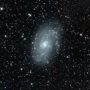 NGC 4145 - Image: NGC4145 Spitzer