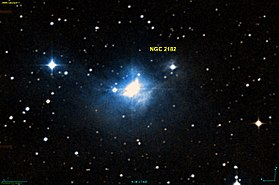 Image illustrative de l'article NGC 2182