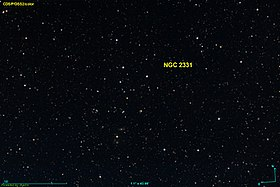 Image illustrative de l'article NGC 2331