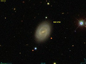 Image illustrative de l'article NGC 2780