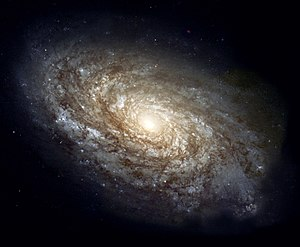 In 1995, the majestic spiral galaxy {{w|NGC 44...