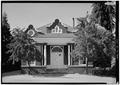 NORTHEAST FRONT - Portola Valley School, 775 Portola Road, Portola Valley, San Mateo County, CA HABS CAL,41-PORVA,3-1.tif