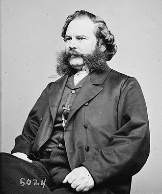 Nehemiah Perry (politician) - Image: N Perry