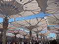 Nabawi - Golden Umbrellas...2010 (4252814224).jpg