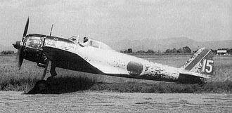 No. 60 Squadron RAF - Nakajima Ki-43-IIa