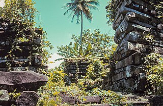 Nan Madol Ruined city in Federated States of Micronesesia