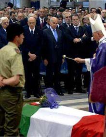 Funerali di Alessandro Pibiri