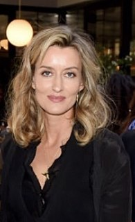 Natascha McElhone British actress