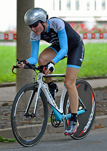 Nathalie Lamborelle - Women's Tour of Thuringia 2012 (aka).jpg