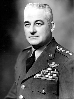 Vice Chief of Staff of the United States Air Force - Image: Nathan Twining photo portrait head and shoulders