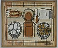 Nature morte byzantine, 1968, Huile sur toile, 46 x 55 cm.jpg