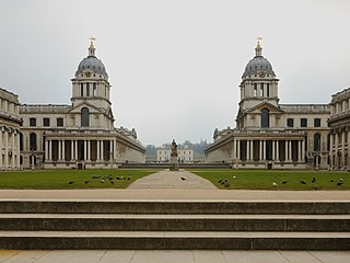 Royal Naval College, Greenwich Royal Navy training establishment