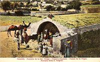 Nazaret.fountain
