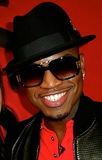Ne-Yo American singer, songwriter and record producer