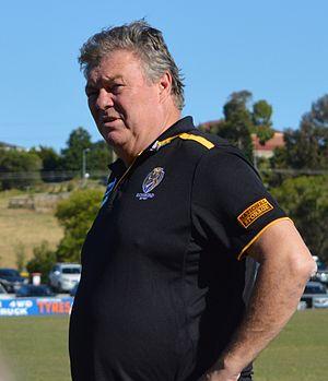 Neil Balme - Balme in December 2016