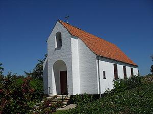 Nekselø - Image: Nekselo Church