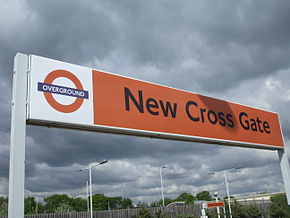 New Cross Gate