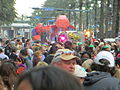 New Orleans, Canal St. Just After a Parade, 22214 Float Chartres.jpg