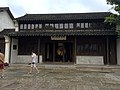 Ni Zan's ancestral temple in Wuxi Huishan ancient town.JPG