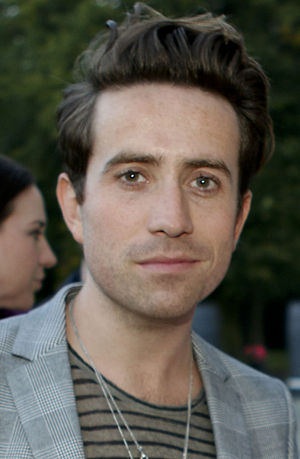Nick Grimshaw - Grimshaw at Vogue London Fashion Week reception at Winfield House, September 2014