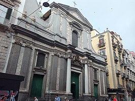 San Nicola alla Carità, Naples