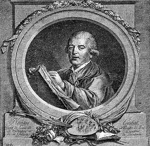 Nicolas Guibal, Porträt