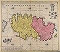 Nieuwe en Nette Afteekening van het Eyland of Koninkryk Sardinia - CBT 5882617.jpg
