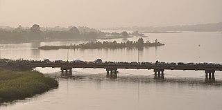 Niger River Major river in West Africa