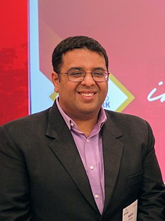 Nikhil Pahwa Indian journalist and digital rights activist
