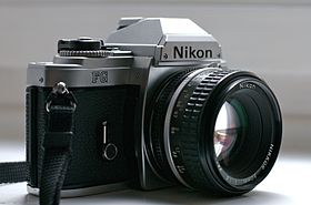 Image illustrative de l'article Nikon FG