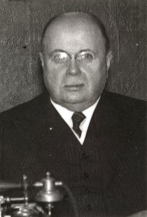 Nils Yngvar Ustvedt - Nils Yngvar Ustvedt, c. 1938
