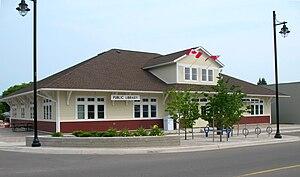 Nipigon - Nipigon Public Library