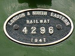 No.61306 Mayflower LNER Thompson Class B1 (6164349994).jpg